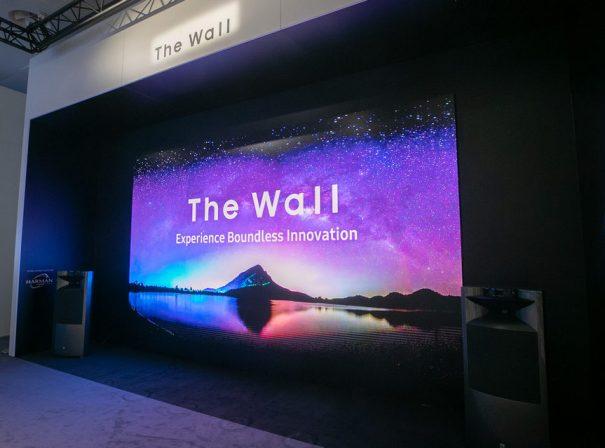 The Wall в 8K