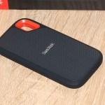 SanDisk Extreme 250 ГБ (SDSSDE60-250G-G25) – миниатюрный внешний SSD в защищенном корпусе!