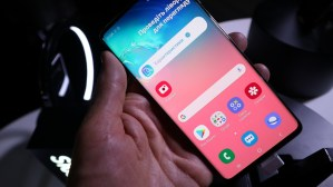 Samsung Galaxy S10 и S10+