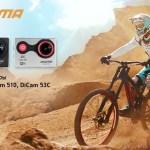 Новые экшн-камеры DIGMA DiCam 53C и DiCam 510