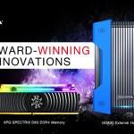 Внешний жесткий диск ADATA HD830 и модуль памяти SPECTRIC D80 XPG получили Red Dot Design Award