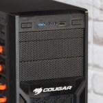Cougar Solution 2 – игровой корпус за $50