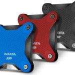 ADATA SD600Q — быстрый и ударостойкий внешний SSD
