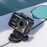 Экшн-камера DJI Osmo Action снимает любое приключение в 4K