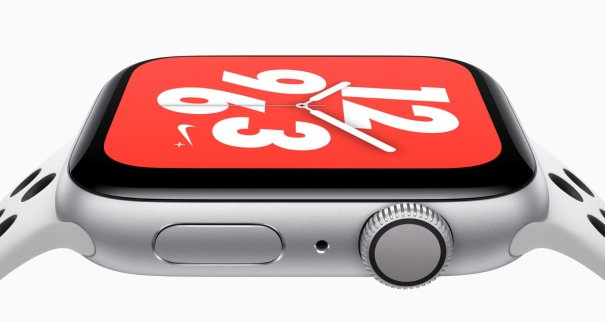 Apple Watch Nike+ Series 4
