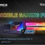 TEAMGROUP покажет новые горизонты технологий в рамках COMPUTEX Taipei 2019
