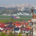 Статистика Международного аэропорта «Киев». Апрель 2019