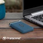 Transcend представляет высокоскоростной портативный твердотельный накопитель ESD350C