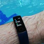 Honor Band 4 — идеальный фитнес-браслет для плавания