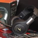 REAL-EL GDX-7400 BACKLIT – недорогая игровая гарнитура с хорошим микрофоном и RGB-подсветкой