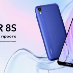 Новый смартфон HONOR 8S представлен в Украине