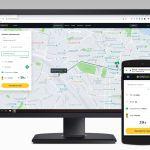Новая онлайн-форма заказа с картой — OnTaxi обновили сайт
