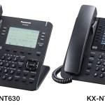Panasonic выводит новую серию IP- телефонов KX-NT