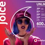 Vodafone открыл предзаказ на молодежный тариф Joice