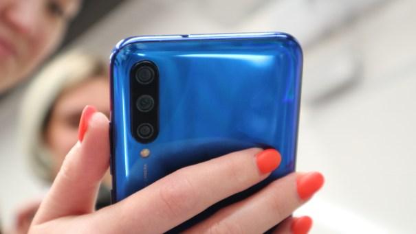 Xiaomi Mi A3 камера