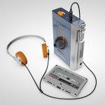 Легендарному плееру Walkman исполняется 40 лет