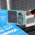 WD Blue SN500 NVMe SSD – необычный дизайн и хорошие скорости!