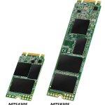 Transcend MTS430S и MTS830S — твердотельные M.2-накопители для ультрабуков