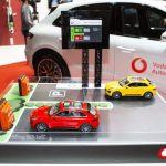 Vodafone начал создавать «умные» парковки