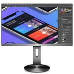 Новый эргономичный и стильный 4K-монитор для профессионалов — AOC U2790PQU