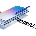 Samsung Galaxy Note 10 завтра представят в Украине