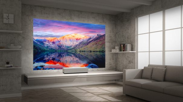 LG готовит 4K-проекторы CineBeam 4K UHD