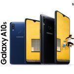 Samsung Galaxy A10s — уже в Украине