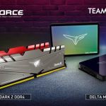 Вышли T-Force Delta Max RGB со светодиодами и T-Force Dark Z DDR4 с броней