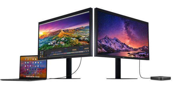 LG UltraFine 5К 27MD5KL