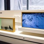 Panasonic показал мегаконтрастный и прозрачный телевизоры