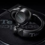 Technics EAH-DJ1200 — диджейские наушники с точным мониторингом звука