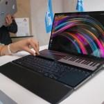 ASUS ZenBook Pro Duo c двумя экранами — уже в Украине