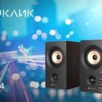 ОКЛИК ОК-164 — новые настольные колонки с впечатляющим звуком