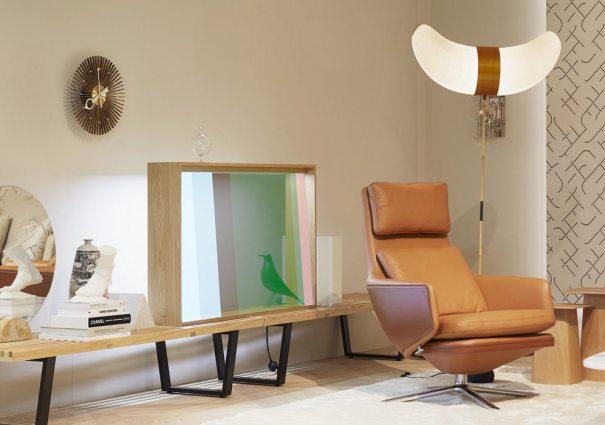 Прозрачный OLED