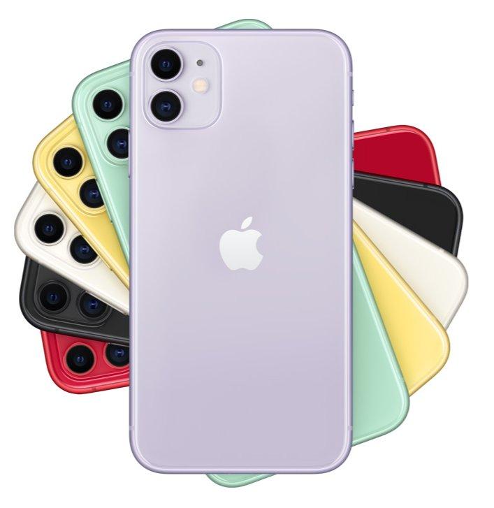 iPhone 11, Apple Watch Series 5 и новый iPad — скоро в Украине