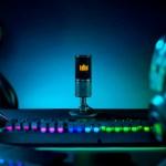 Razer выпускает первый в мире микрофон для стримеров с интерактивными эмотиконами