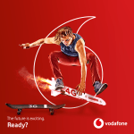 Еще 220 тысяч украинцев получили доступ к 4G сети Vodafone