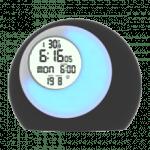 Новинка RITMIX — «прозрачные» радиочасы RRC-680T