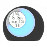 """Новинка RITMIX – """"прозрачные"""" радиочасы RRC-680T"""