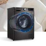 LG Electronics выводит на рынок Украины новую линейку стиральных машин с технологией AI DD