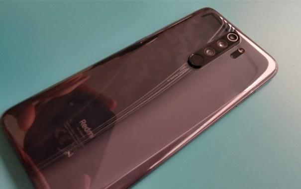 Xiaomi Redmi Note 8 Pro Camera