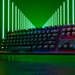 RAZER HUNTSMAN TOURNAMENT EDITION — турнирная клавиатура от Razer