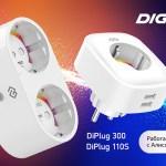 «Умные» розетки DIGMA DiPlug 110S и DiPlug 300