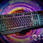 Игровая клавиатура Bloody Q135 Illuminate