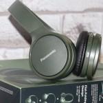 Panasonic RP-HF410B – недорогие беспроводные наушники с хорошим звуком и впечатляющей автономностью