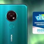 Nokia 7.2 отмечен за технологии съемки, внедрение AI и инженерные инновации