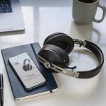Юг-Контракт начал продажи наушников Sennheiser Momentum с активным шумоподавлением
