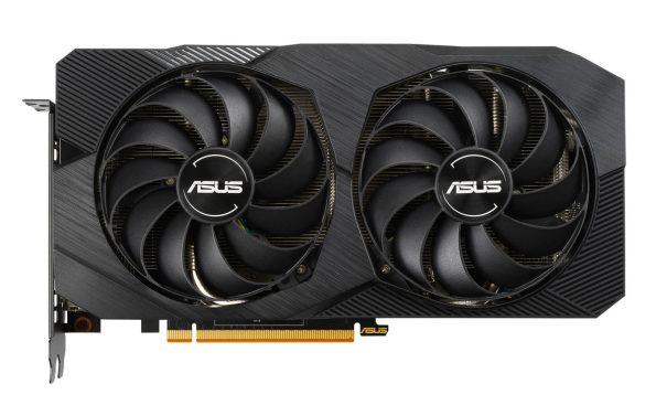 ASUS Dual Radeon RX 5500 XT EVO