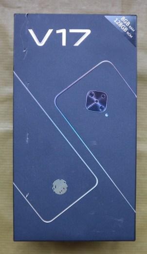 коробка Vivo V17