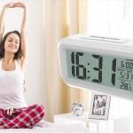 CAT-100 — новая модель часов с будильником и термометром от Ritmix